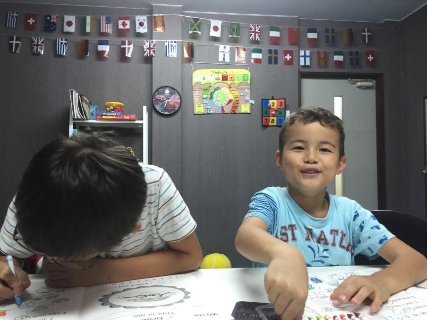 英語勉強中2